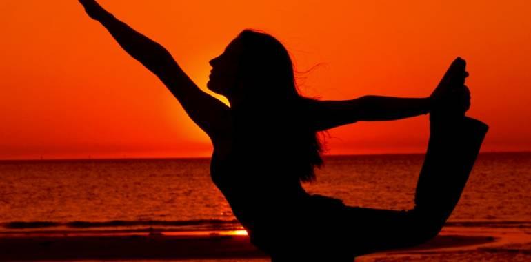Yoga Retreats at Deer Creek Cabin offer Peace and Serenity.