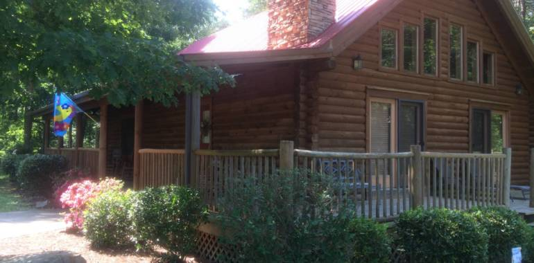 Planning a trip?  Come enjoy Deer Creek Cabin at Fall Creek Falls in TN