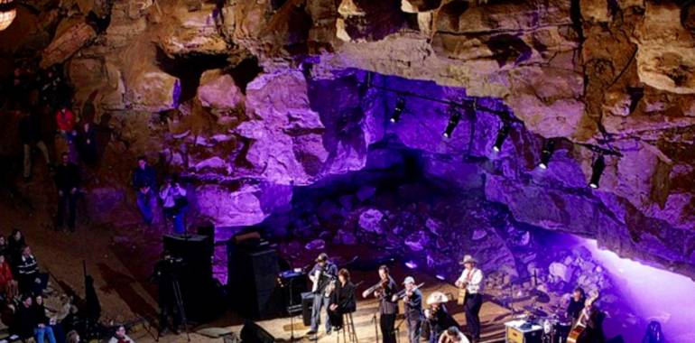 See Live Music from 333 Feet Below at Bluegrass Underground.
