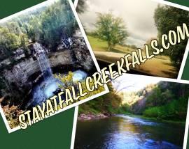 Opening Day at Fall Creek Falls-Zip Line