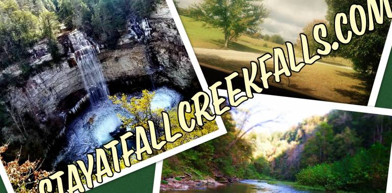 Waterfall Wednesday at Fall Creek Falls!