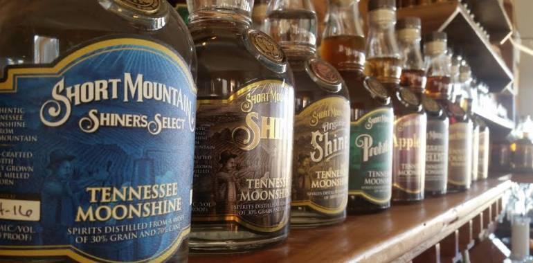Short Mountain Distillery Opening Day Party!