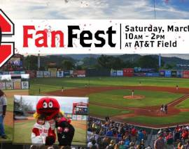 Chattanooga Lookouts at AT&T Stadium-FREE FanFest!
