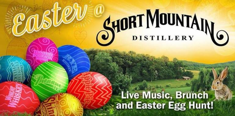 Happy Easter from Short Distillery Mountain