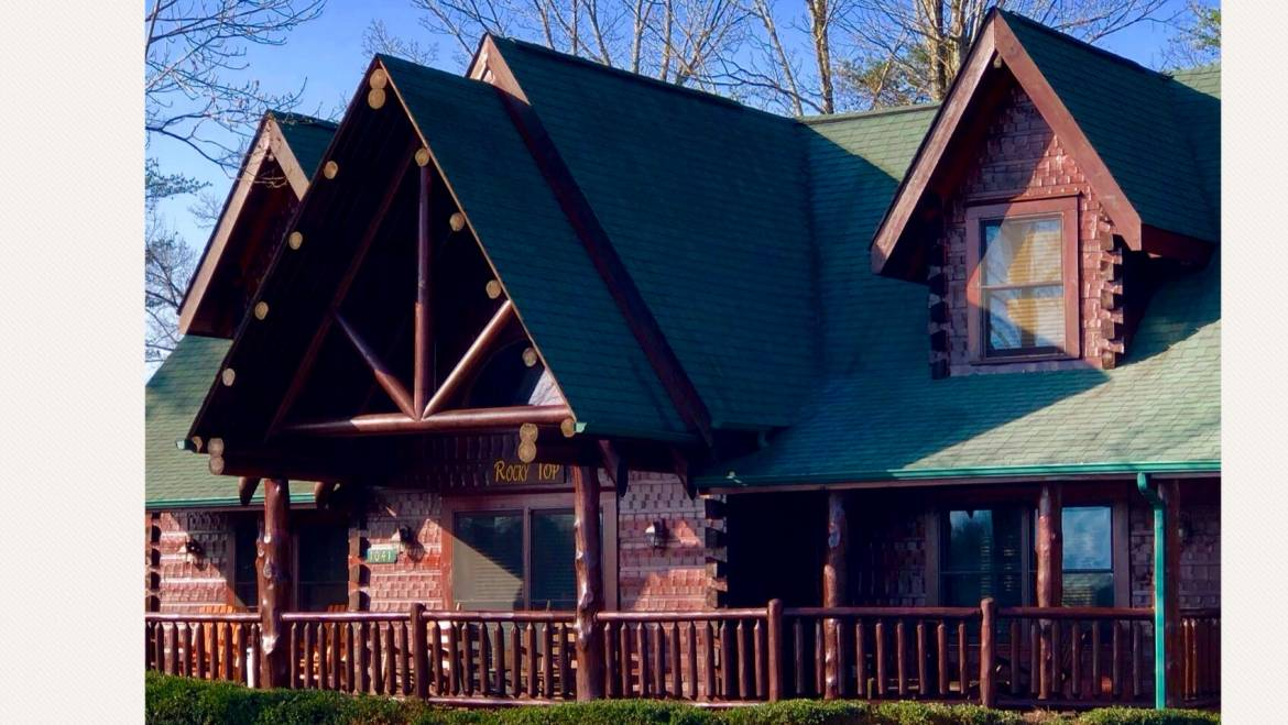 Make your Getaway Today to Rocky Top Cabin at Fall Creek Falls!