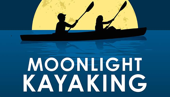 October Moonlight Kayaking-Cumberland State Park-October 11, 2019