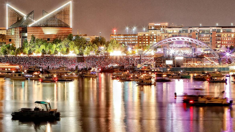 Riverbend Festival-Chattanooga, TN June 8-15