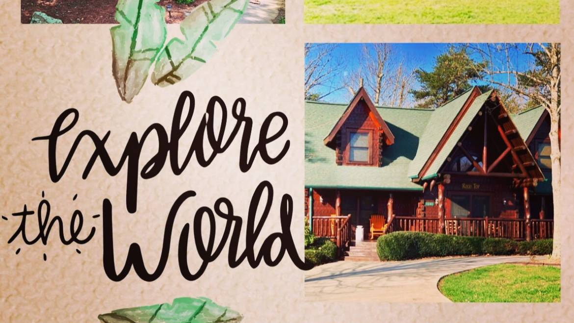Explore the World! Come enjoy Fall Creek Falls in Tennessee