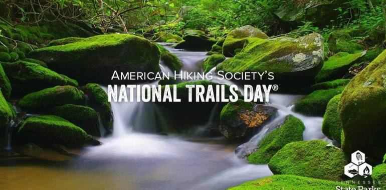 National Trails Day Hike-June 2, 2018