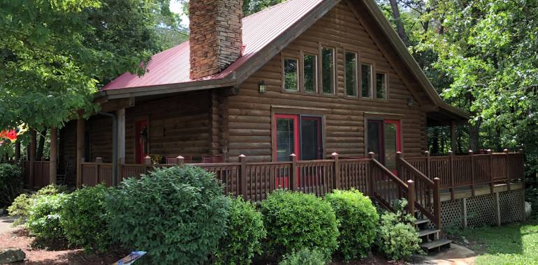 Cancellation!  Prime Dates Available at Deer Creek Cabin-June 7-11, 2018