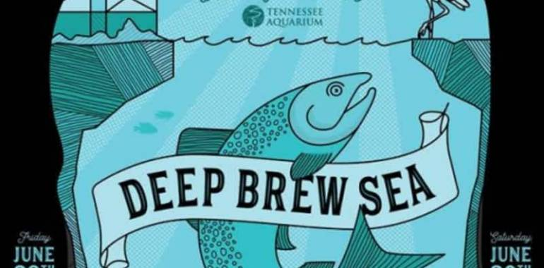 Deep Brew Sea-A Night at the Aquarium-June 29, 2018