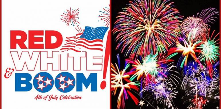 Red, White & BOOM Fireworks-Cookeveille, TN