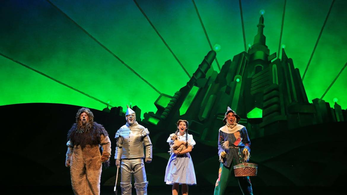 The Wizard of Oz at Tivoli Theatre-October 20, 2018