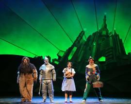 The Wizard of Oz at Tivoli Theatre-October 20, 2018