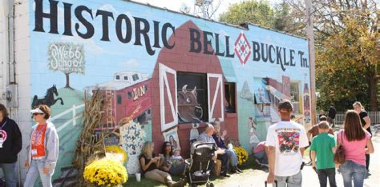Bell Buckle Craft Fair-October 20 & 21, 2018