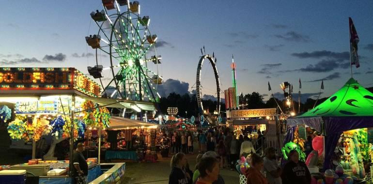 Warren County Fair Sept 7-15, 2018
