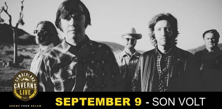 Son Volt-Live at Cumberland Caverns, September 9, 2018