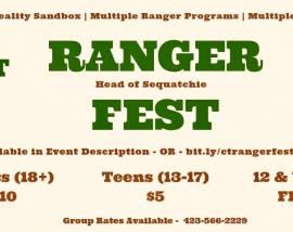 Ranger Fest-Head of Sequatchie-October 13, 2018