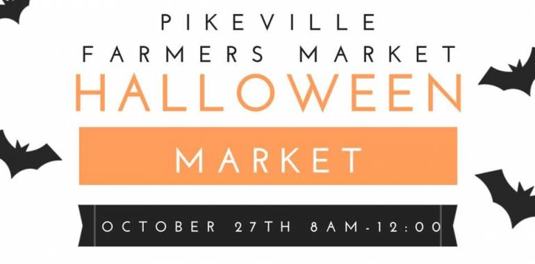 Halloween Farmer's Market-October 27, 2018