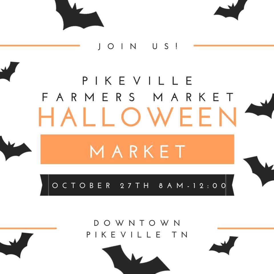 Halloween Farmer's Market-October 27, 2018