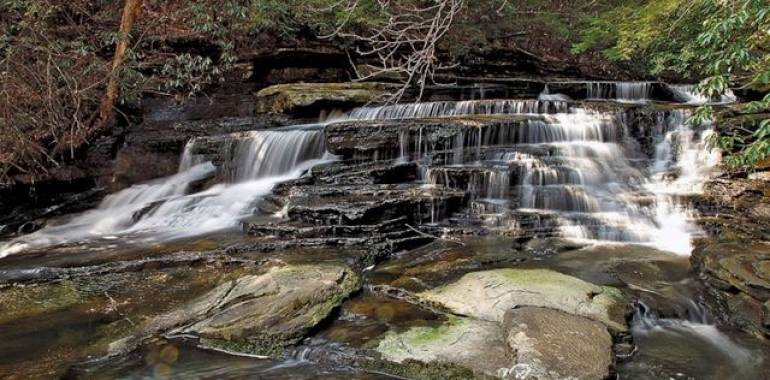 Cumberland Mountain Waterfall Tour-November 14-16, 2018