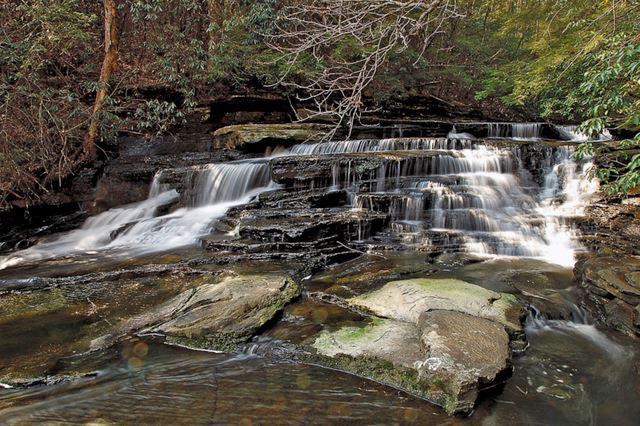 Cumberland mountain waterfall tour november 14 16 2018 for Tnstateparks com cabins