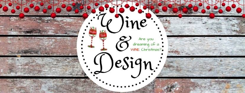 Wine & Design at DelMonaco Winery-November 29, 2018