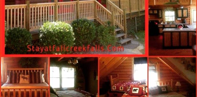 Celebrate Summer!  Deer Creek Cabin is Available June 24, 27, 2019
