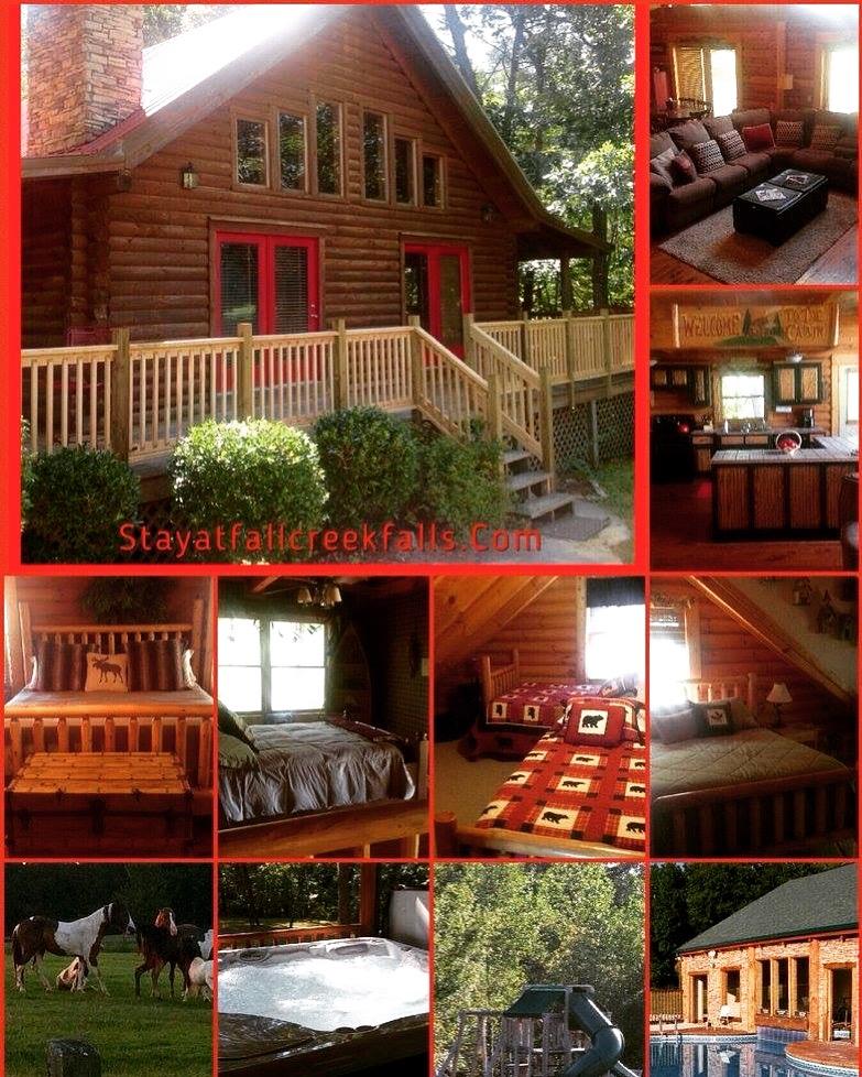 Celebrate Summer!  Deer Creek Cabin is Available June 24, 27, 2019