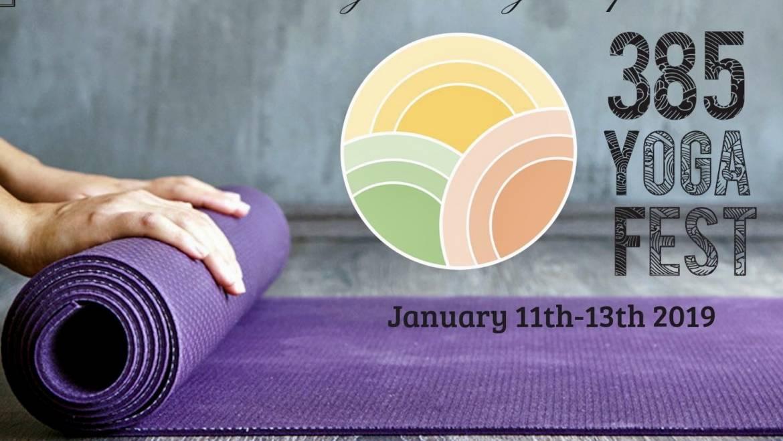 385 Yoga Fest-DelMonaco Winery-January 11-13, 2019