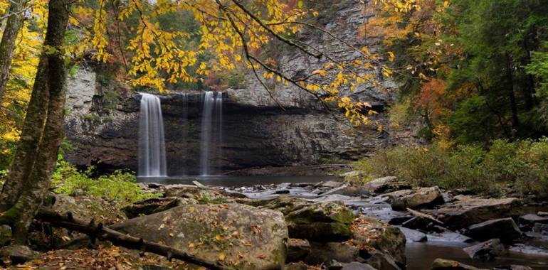 Van Tour of Fall Creek Falls-January 20, 2019