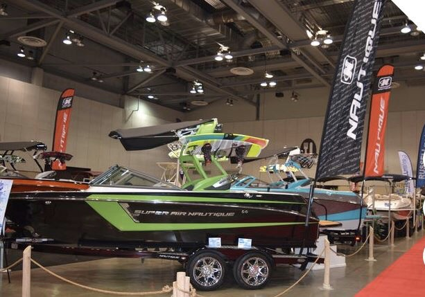 The Chattanooga Boat & Sport Show- February 7-10, 2019