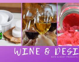 Wine & Design at DelMonaco Winery & Vineyards-Feb. 21, 2019