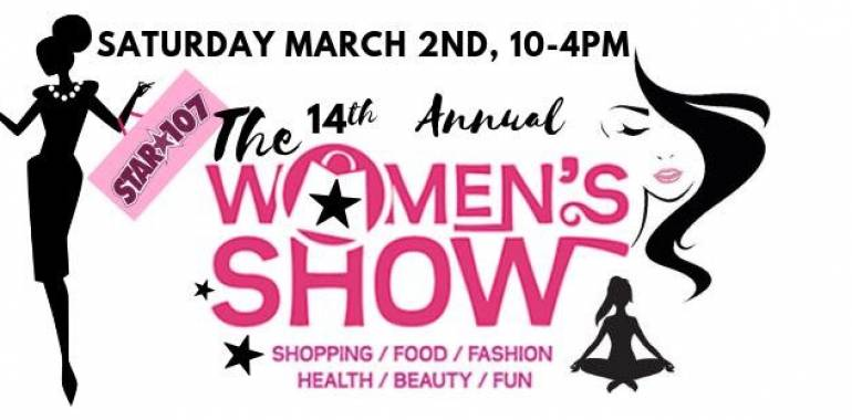 14th Annual Women's Show-March 2, 2019-McMinnville, TN