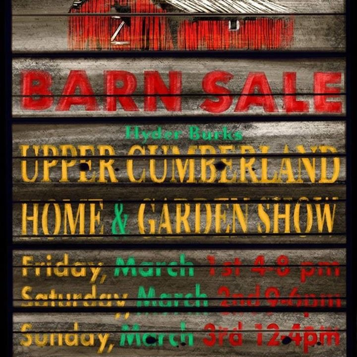 Home & Garden Show-March 1, 2019-Cookeville, TN