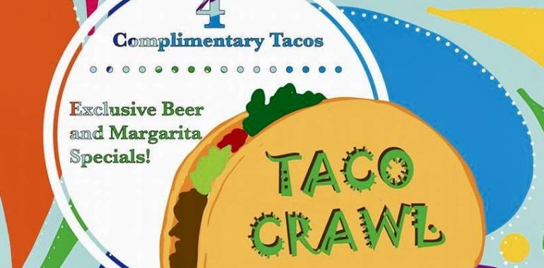 The Taco Crawl-April 6, 2019-Chattanooga, TN