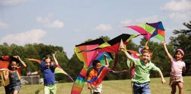 Annual Kite Day-April 6, 2019-Cumberland Mountain State Park