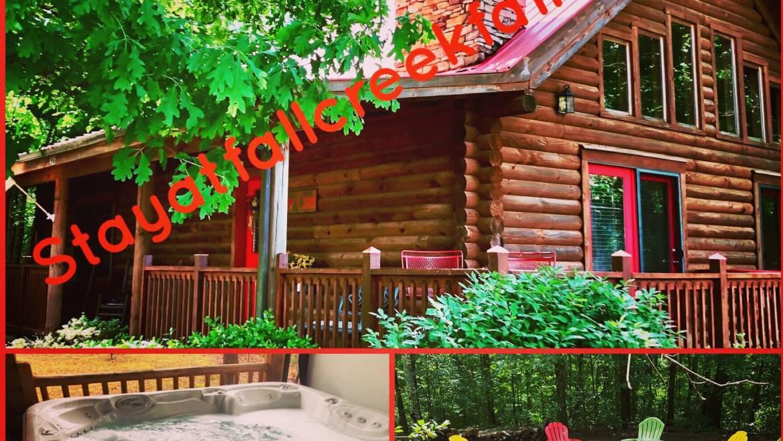 Vacation at Deer Creek Cabin-Fall Creek Falls, TN