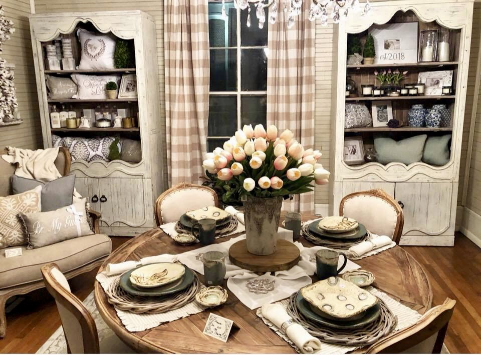 Spring Open House-High Cotton Vintage Home Furnishings-March 8, 2019