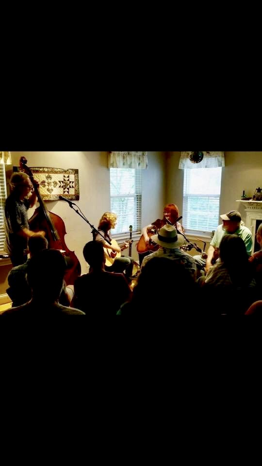 House Concert at The Levee-March 8, 2019
