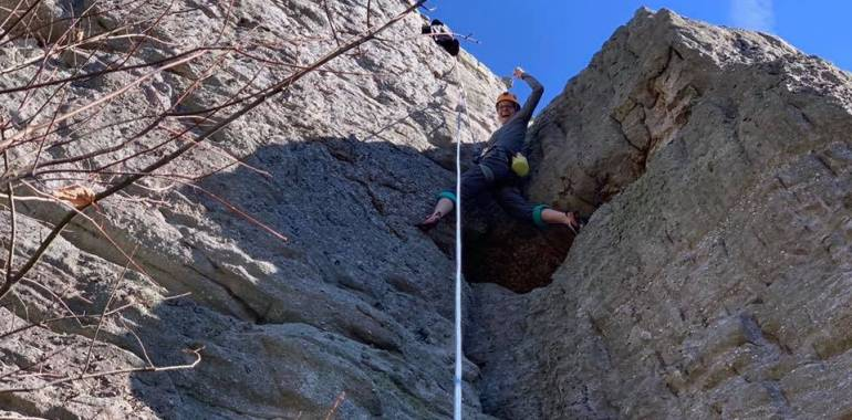 Spring Rock Climbing Workshop-Cumberland Mtn. Park-April 26-28, 2019