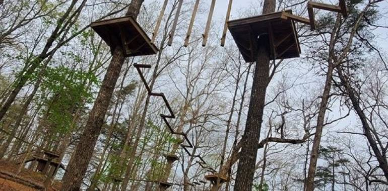 Summer 2019 Challenge at Fall Creek Falls State Park-June 1, 2019