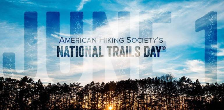 National Trails Day Hikes-ALL Tennessee Parks-June 1, 2019