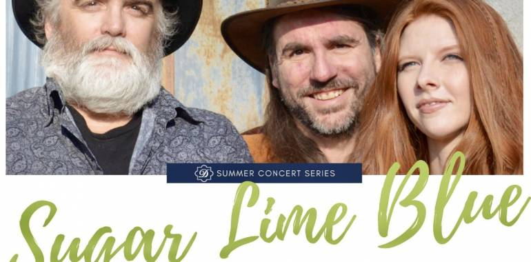 Sugar Lime Blue Concert at DelMonaco Winery-June 2, 2019