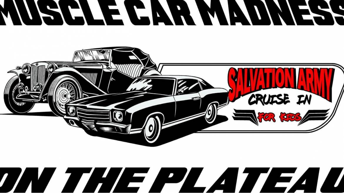 6th Annual Salvation Army Cruise-In for kids-Crossville Dragway-June 8, 2019