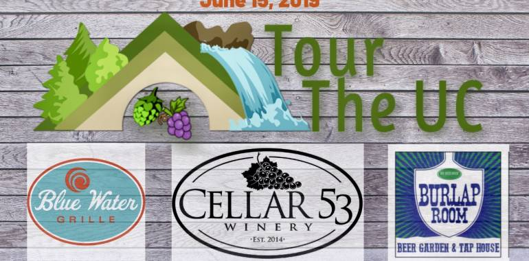 Blue Water Grille, Wine & Brew Tour-Northfield Vineyards-June 15, 2019