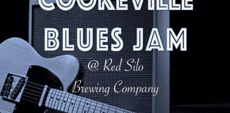 Cookeville Blues Jam-Red Silo Brewing Company-June 19, 2019