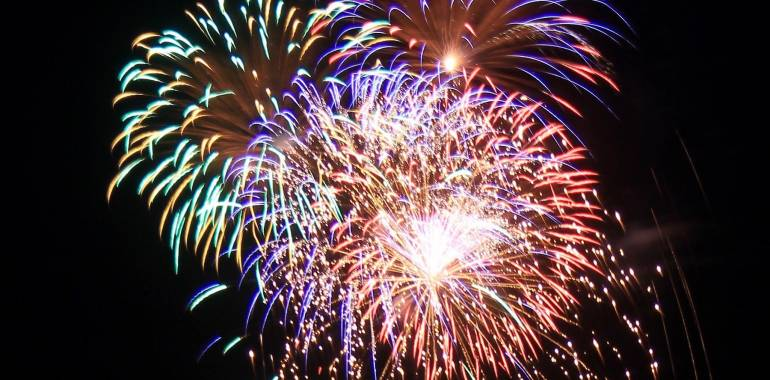17th Annual Fireworks Display-Van Buren County Fairgrounds-July 3, 2019