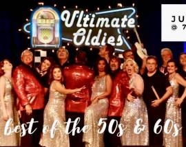 The Ultimate Oldies Rock & Roll Show-July 13, 2019