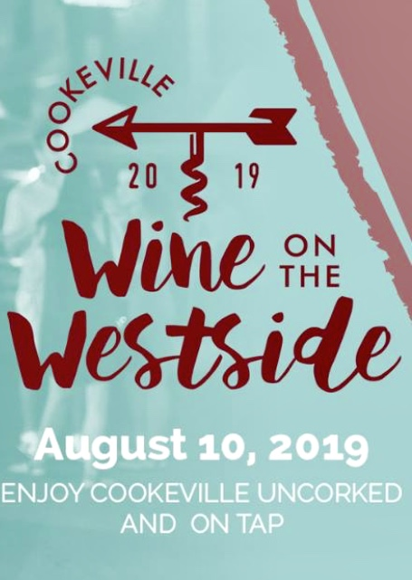 Cookeville Wine on the WestSide 2019-August 10, 2019
